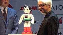 自宅で作れる「鉄腕アトム」販売へ AIで会話も