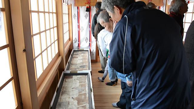 鳥取)国内最古級の三十六歌仙額を一般公開 小鴨神社
