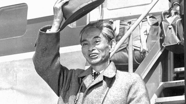 甲高い声で紡ぐ映画的風景 島田雅彦が聴く「雪国」