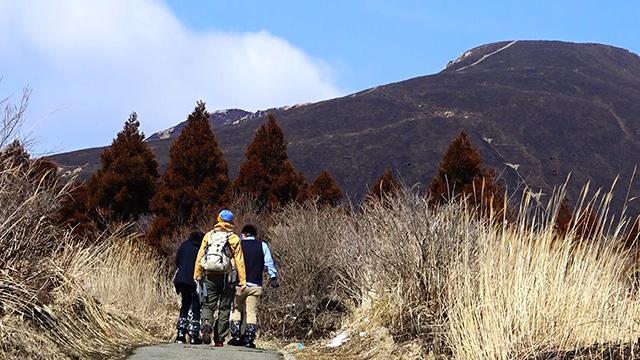 春、阿蘇を再び訪ねて (九州まるごと特区2周年)