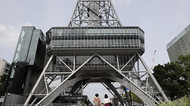 眺め独占、テレビ塔にスイートルーム 1泊18万6千円