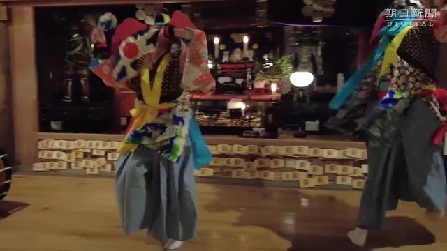 神楽の舞臺は…斷崖絶壁のお堂 モデルは京都のあのお寺