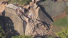 熊本城の櫓が倒壊 加藤清正の築城当初から残る国重文