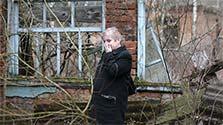 汚染された村、時止まり森に チェルノブイリ事故30年