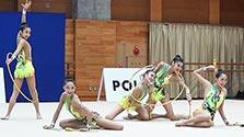 新体操フェアリージャパン、五輪本番の演技を披露