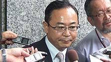 桜井事務次官、都知事選出馬を否定 「嵐」櫻井さんの父