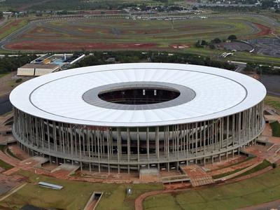 ブラジリア国立競技場