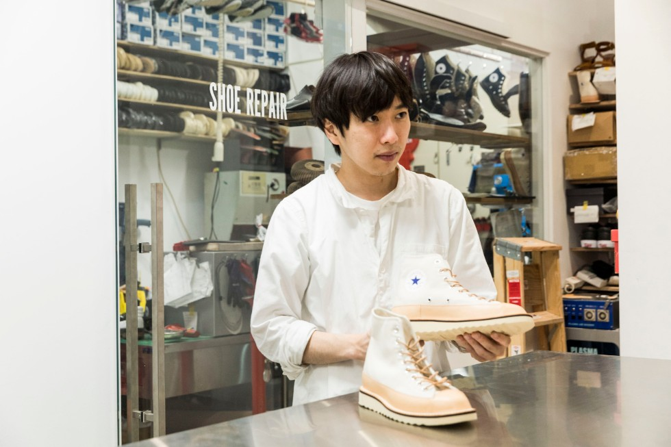 「都心から来てくださるお客さんのために渋谷への出店も検討中なんです」と話す広瀬瞬さん