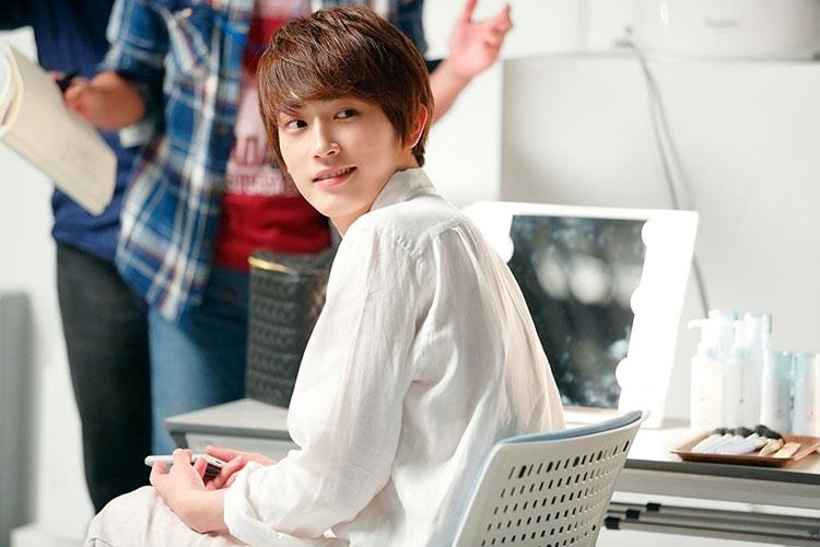 昴を演じた杉野遥亮さん(C)2018 白石ユキ・小学館/「あのコの、トリコ。」製作委員会