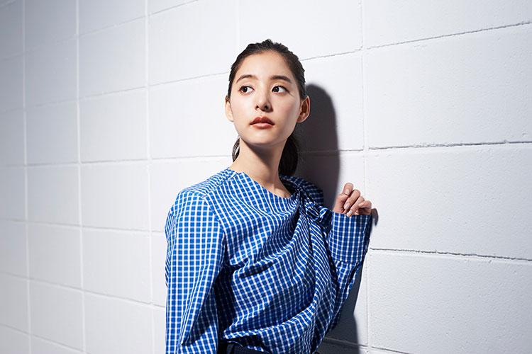 新木優子さん