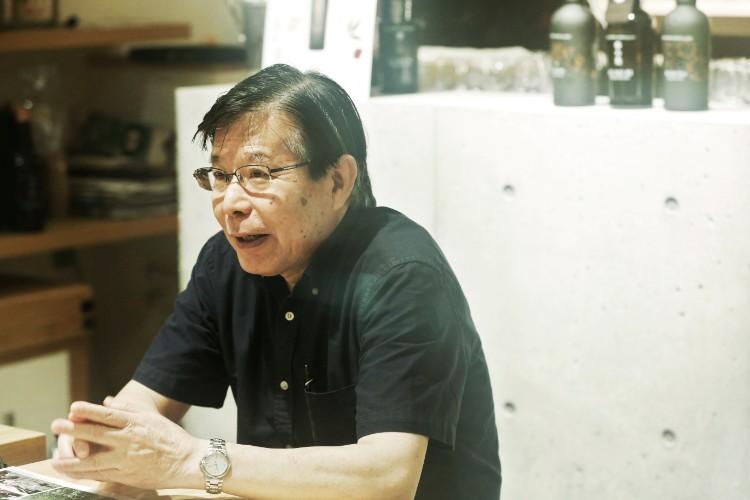 テクニカルアドバイザーの大西正巳さんは今年74歳。「試行錯誤の毎日がとても楽しい」と話す
