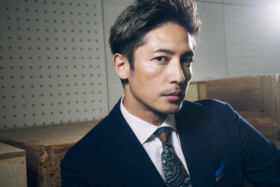 玉木宏「感じたことを素直に受け入れる人になりたい」