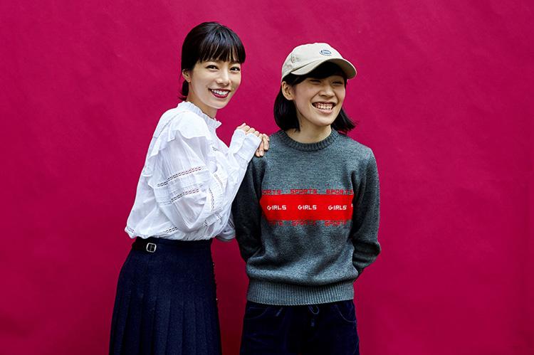 井樫彩監督(右)と桜井さん