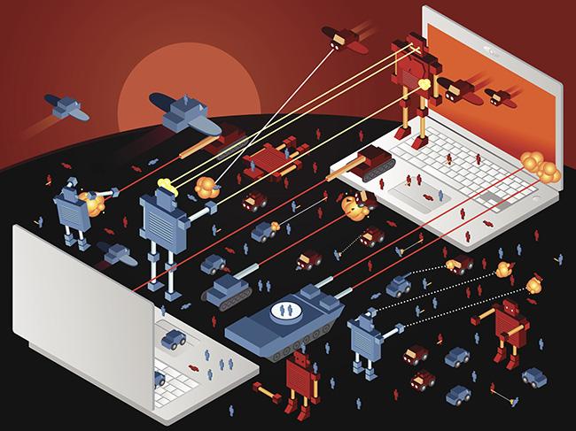 競技としてのゲームプレイ「eSports」を扱った番組も、広く受け入れられつつある。[gettyimages]