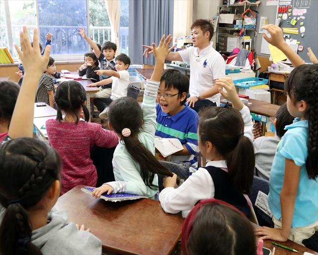 「Googleの先を目指す」型破りな授業で話題の小学校教諭・ぬまっち先生が、これからの教育を語る
