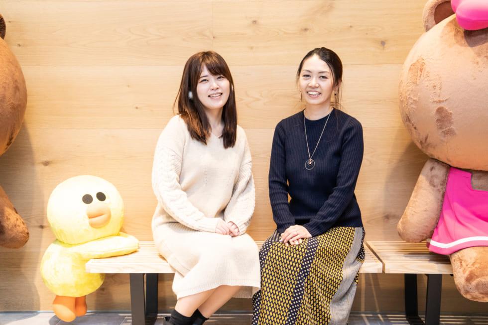 スタンプが男性にも使われたのがLINE普及のカギ りょかち×LINE企画者・稲垣あゆみさん対談