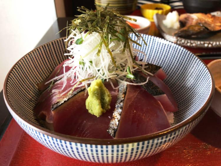 魚料理とご飯のおいしさを堪能したい日のランチ「大漁光」(東京・平河町)