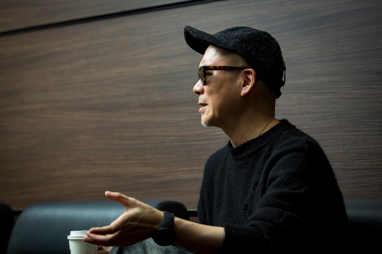 宇多丸さんインタビュー写真