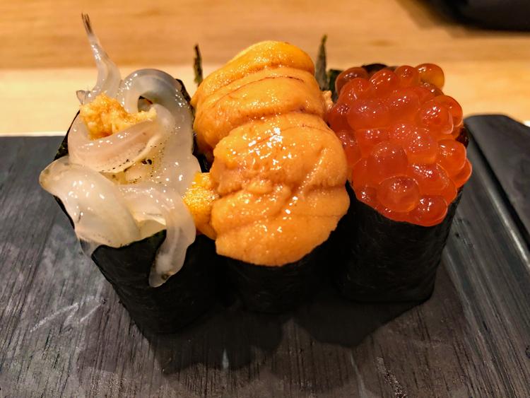 カウンターで味わうすしランチ コスパが高い穴場「しぶ谷 やました」(東京・渋谷)