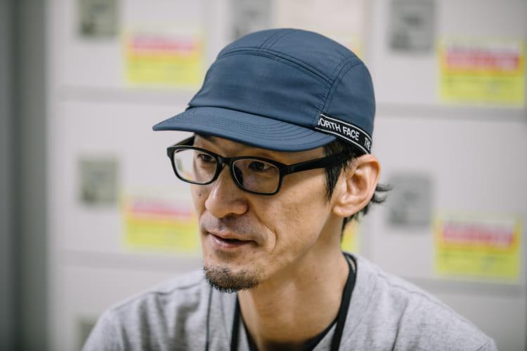 アルペンマウンテンズ練馬関町店 店長代務の松島信理さん