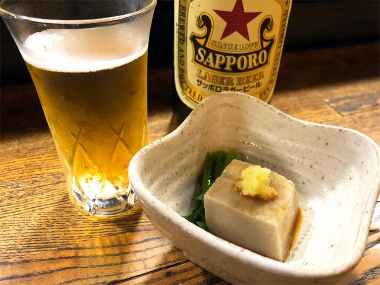 「サッポロビール」の赤星