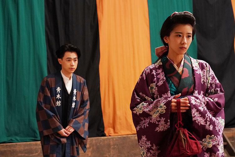 黒島結菜「成田凌くんは愛されキャラ」映画『カツベン!』で主人公と幼なじみのヒロイン役