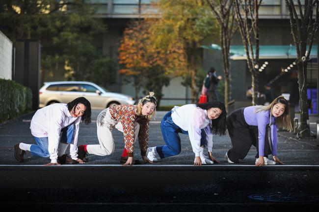 NEOかわいいを掲げるオンナバンド・CHAI「私たち4人だから」を武器に世界へ挑む