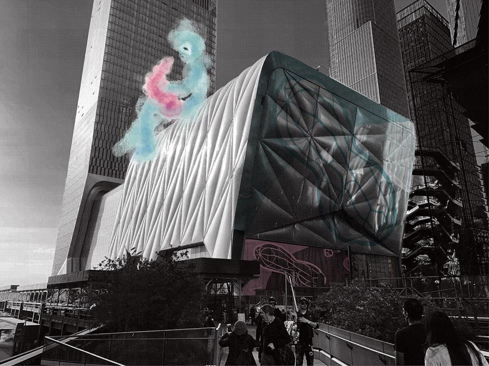 """先鋭的な芸術作品が集まる「ザ・シェド」 現代美術家が見た""""新しいニューヨーク"""""""