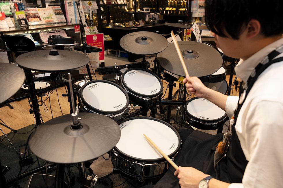 自宅でもドラムを叩きたい! 電子ドラム導入で本格的なドラム練習を