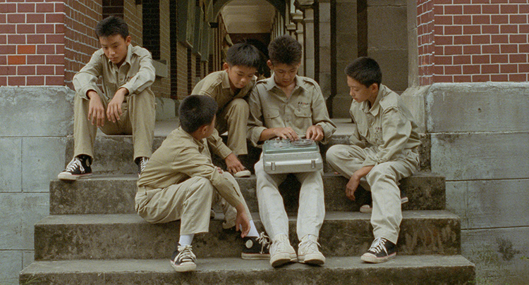 『牯嶺街少年殺人事件』/DVD&Blu-ray発売中(税抜き5800円/6800円)/発売・販売元:ハピネット (c)1991 Kailidoscope