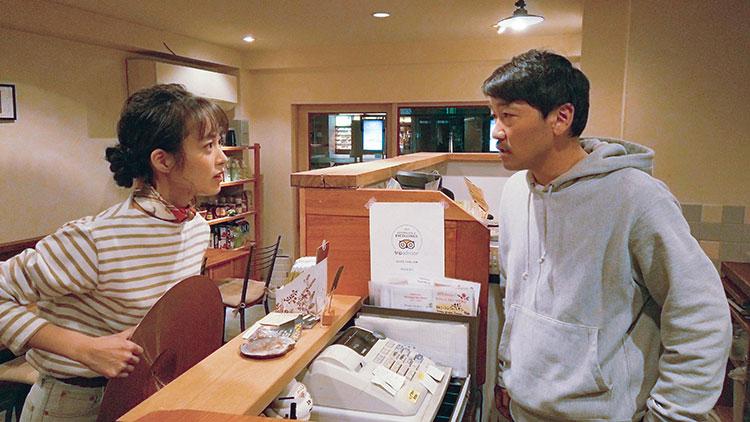 (脚本の)上田は、2分という時間の発見に喜んでいましたね。1分じゃなく3分でもなく、2分という絶妙な長さ(土佐)