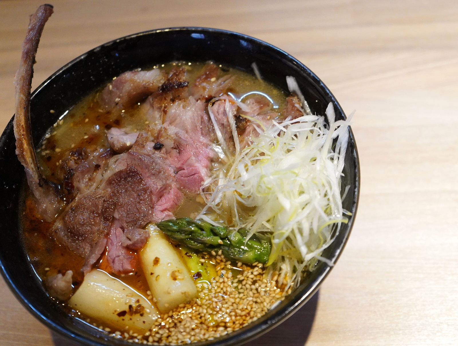 """<07> 「これはラーメンではない」 札幌の高級""""麺料理""""に感じる大地"""