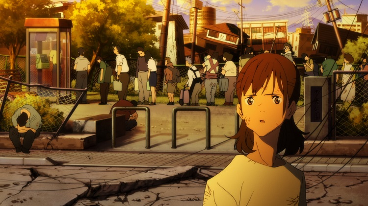 不自由になった世界で気づくこと。アニメ『日本沈没2020』で湯浅政明監督が追求したリアル