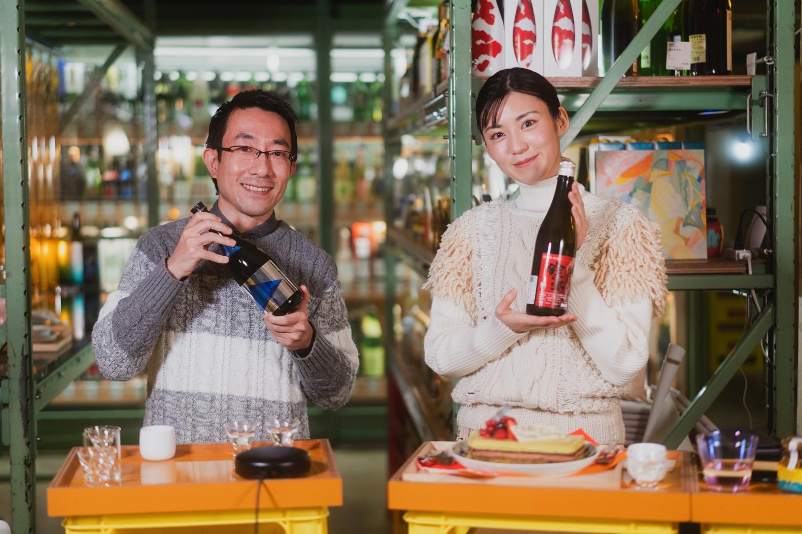 渡辺早織のひみつの乾杯 オンラインイベント「今夜はおうちでひみつの乾杯」