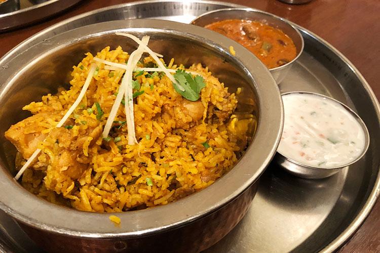 奥深いスパイス感と丁寧な仕上げで満足度高し 南インド料理「ダクシン」(東京・京橋)