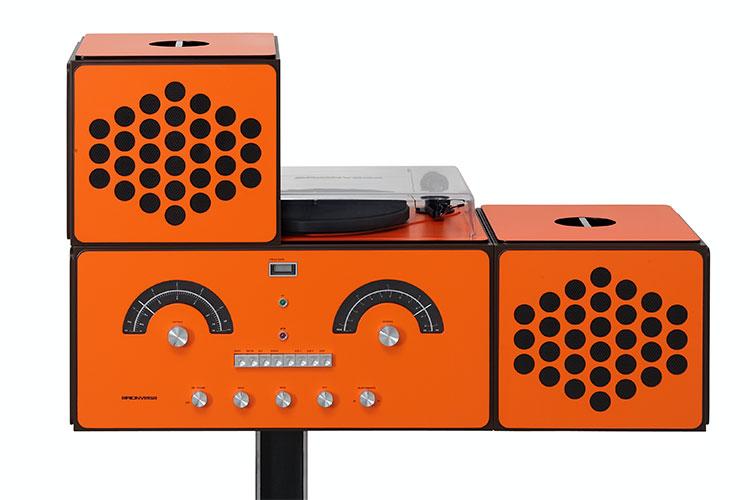 永遠のデザイナー系オーディオ「ブリオンヴェガ」 現代の技術を取り入れ名作を復刻