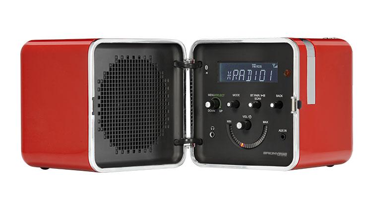 BV2社によるブリオンヴェガ「ラジオ.クーボ50」