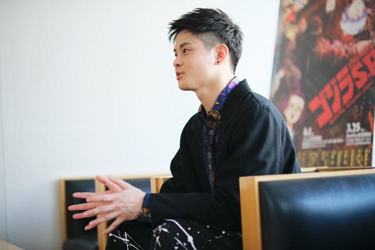 アニメ『ゴジラ S.P』始動【4】声優・石毛翔弥 旧作からの学びを糧に、新たな表現を紡いでいく