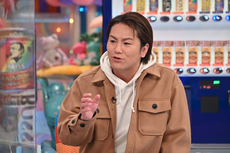 「アメトーーク!」でサントリーの「BOSSトーーク」 川島明、千原ジュニアらが演じるドラマが圧巻の出来栄え!