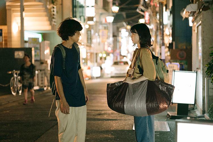 映画『街の上で』より (C)「街の上で」フィルムパートナーズ