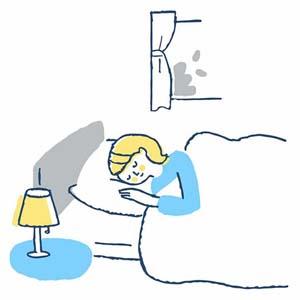 〈beauty〉生活リズム整え、よい眠りを