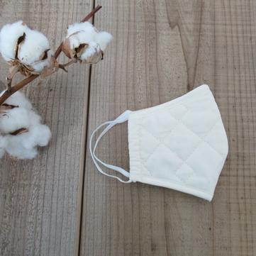 さらっと快適、安心の日本製 洗える立体ガーゼマスク