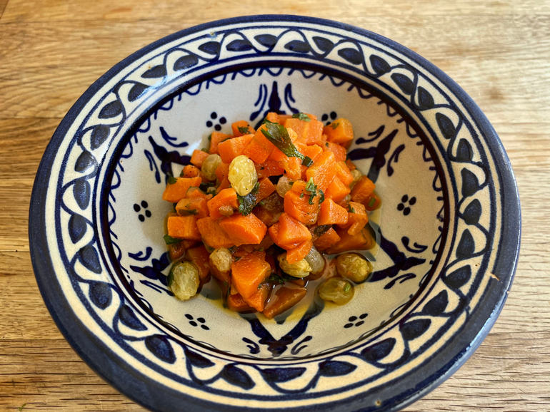 「野菜を食べたい!」をかなえるモロッコ料理。予想外のシャクシュカで元気をチャージ/Yemma