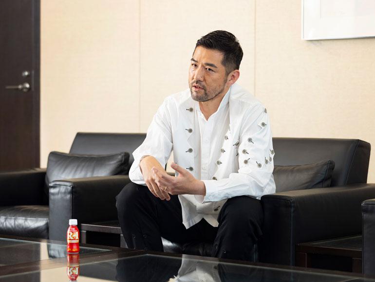 俳優 吉原光夫さん「体調管理も舞台の緊張感も、楽しんだもん勝ち」10年後を見据えた習慣とは