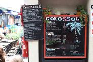 動き出したパリの街。にぎやかなマルシェで、ご機嫌なソースに遭遇/Corossol