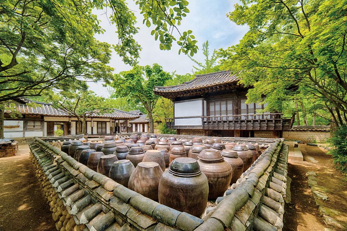 ヨンインの韓国民俗村