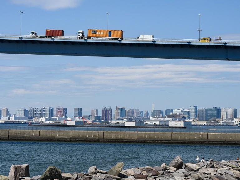 東京港臨海道路