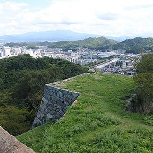 戦国の緊張、幕末の偉容 城内に息づくドラマ 米子城(2)
