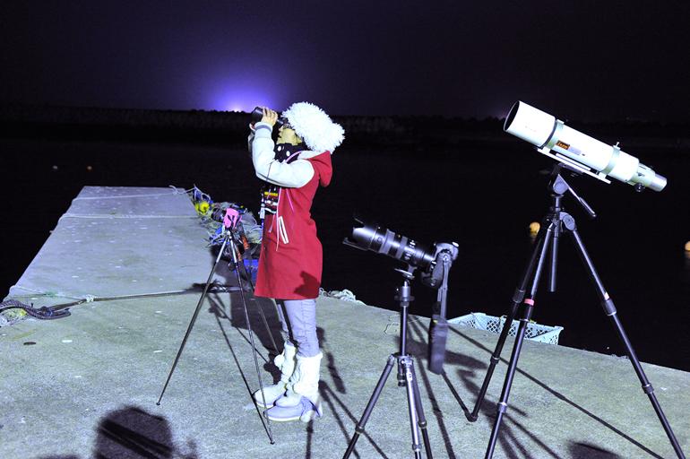 撮影・井川俊彦さん(2010年)