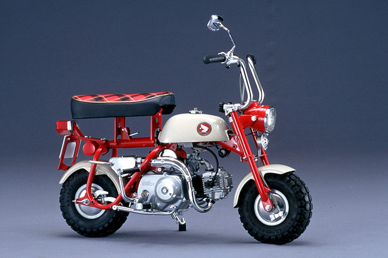 日本では1967年から販売開始された